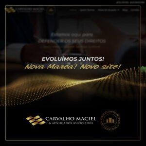 Read more about the article Novo site Carvalho Maciel & Advogados Associados